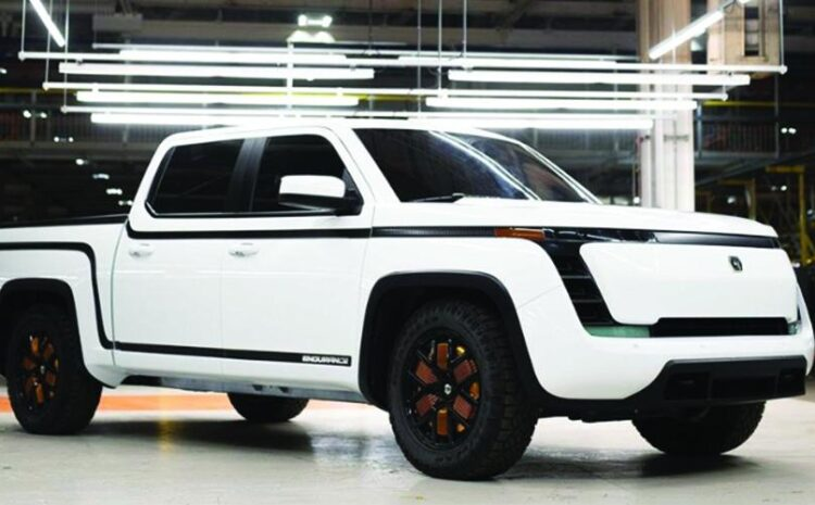 Lordstown Motors Gets a Second Chance